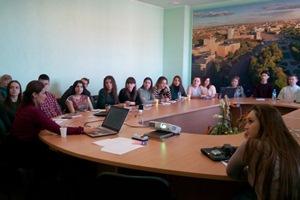 Лекції за проектом Міжнародного Вишеградського фонду